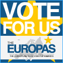 Vote for SocialSafe in the Europas Awards