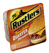 rustlers burger