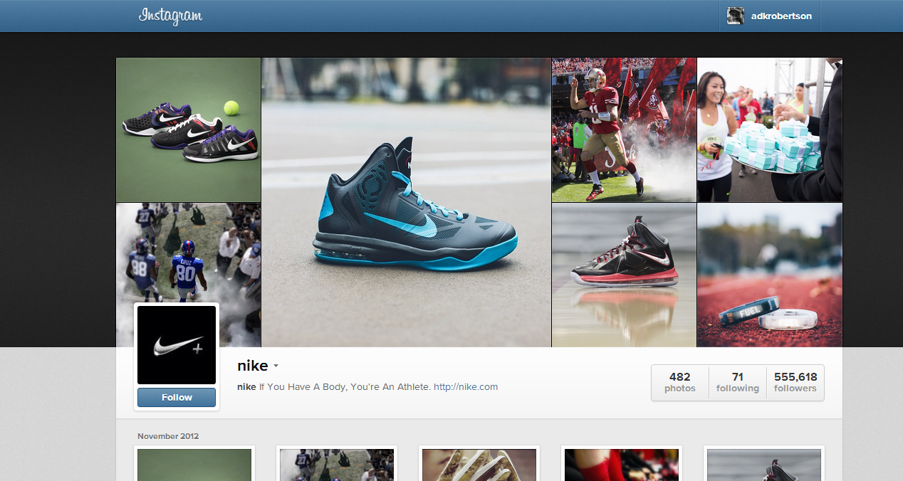 Instagram Profile Pages Rolling Out, How To View All Your Photos