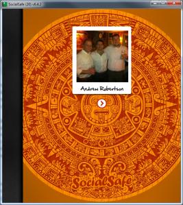 SocialSafe Mayan Theme
