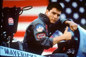 Could Maverick sue Facebook for using the thumbs up?