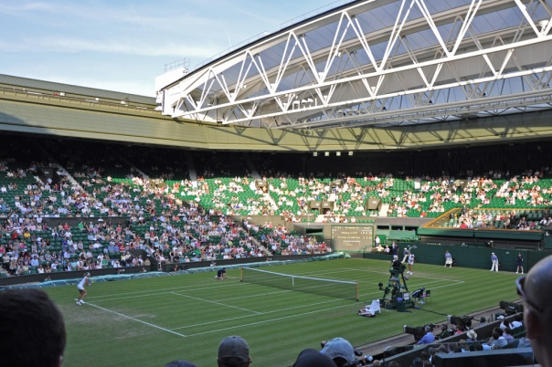 Wimbledon for your sporting heroes