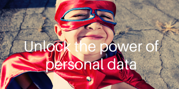 Unlock the power of personal data(2)