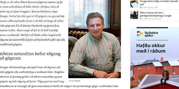 Icelandic-press